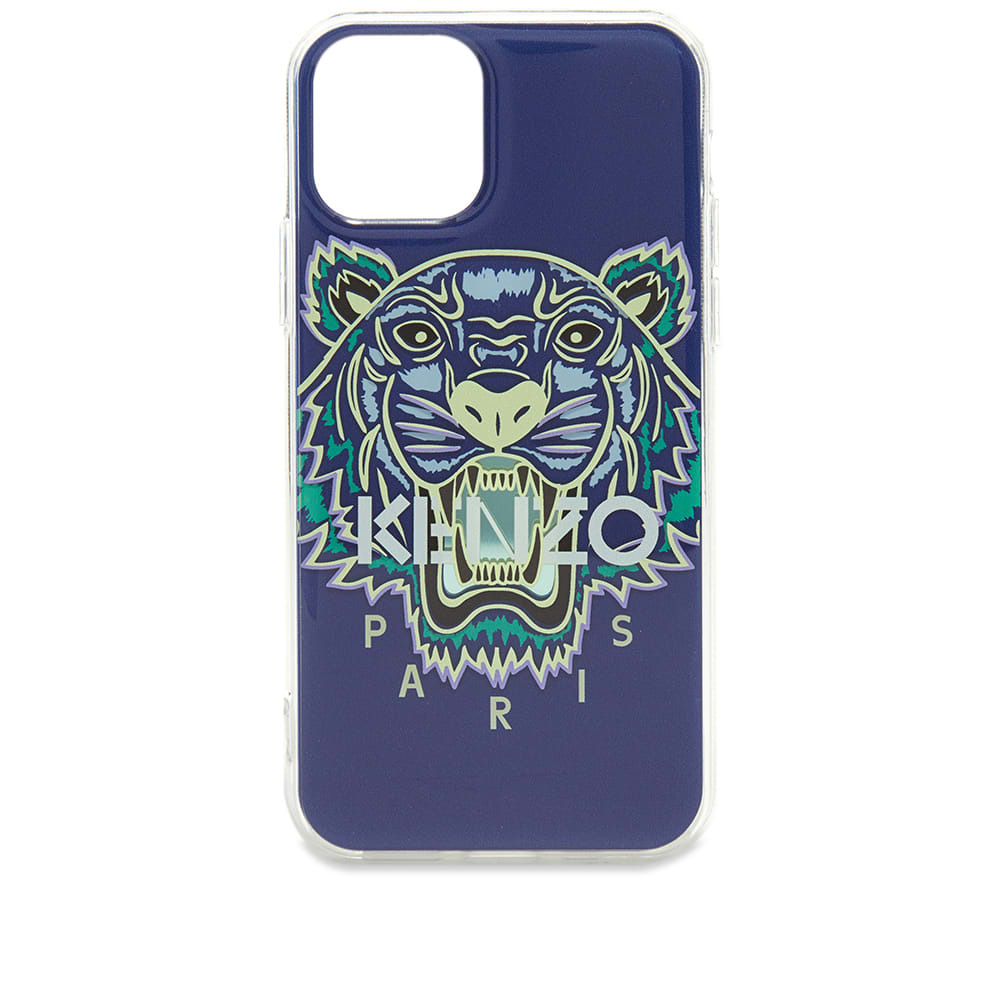 Photo: Kenzo Tiger Head iPhone 11 Pro Case