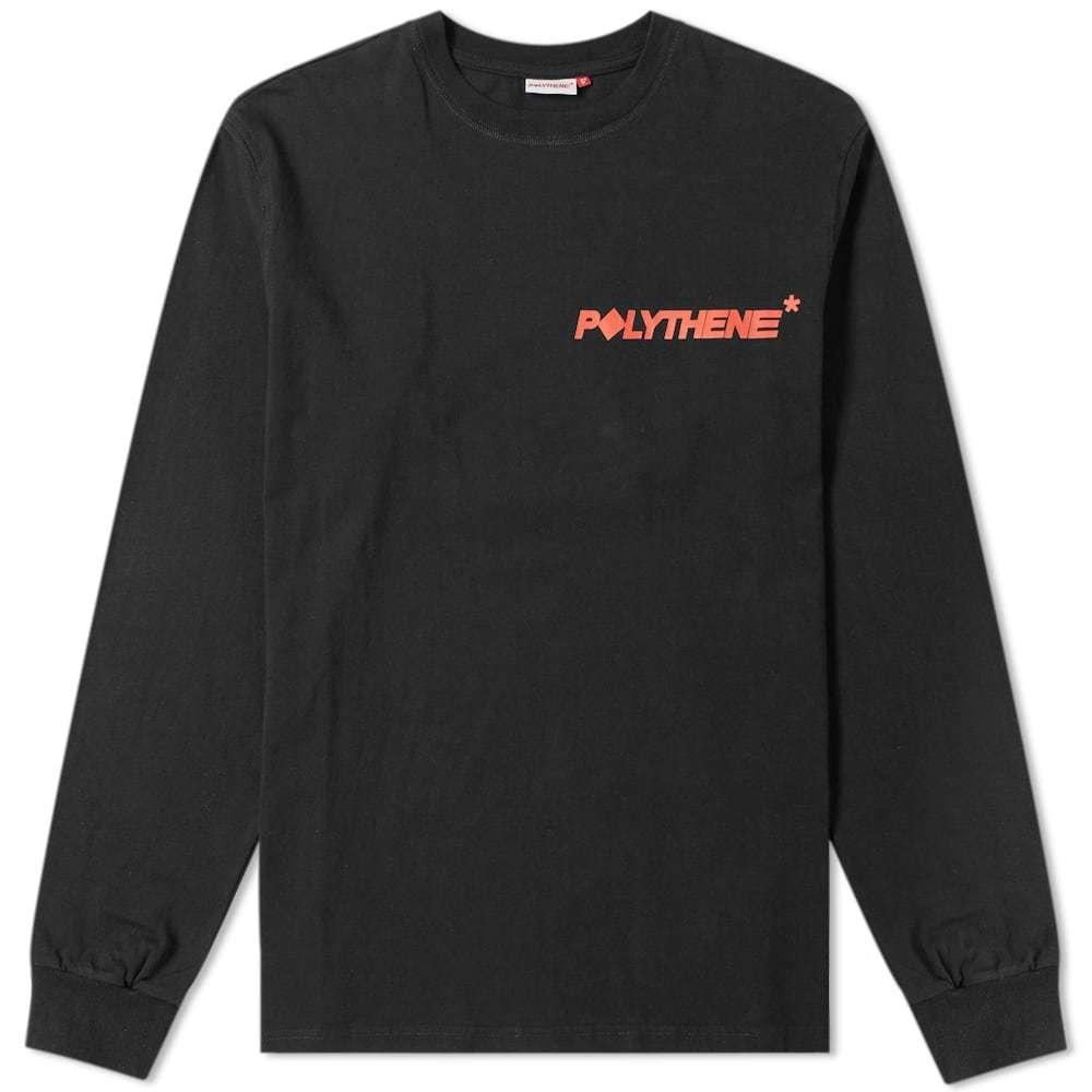 Photo: Polythene Optics Long Sleeve Logo Tee