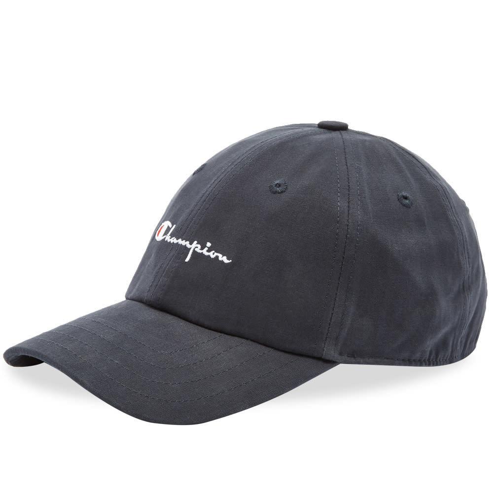 0f405e068d2 Champion x Beams Packable Bucket Hat Black Champion Reverse Weave
