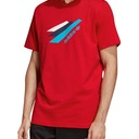 Adidas Originals Palmestone T Shirt Bold Red