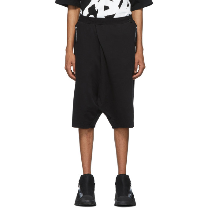 Photo: Julius Black Graphic French Terry Shorts