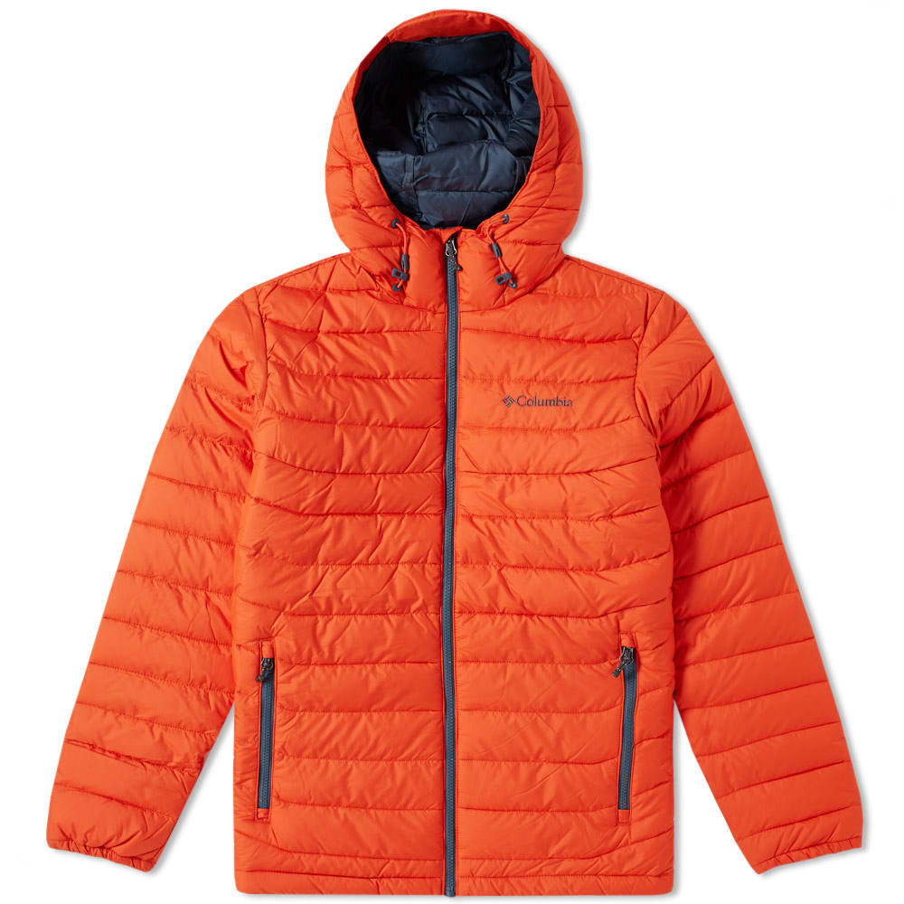 Photo: Columbia Powder Lite Hooded Jacket