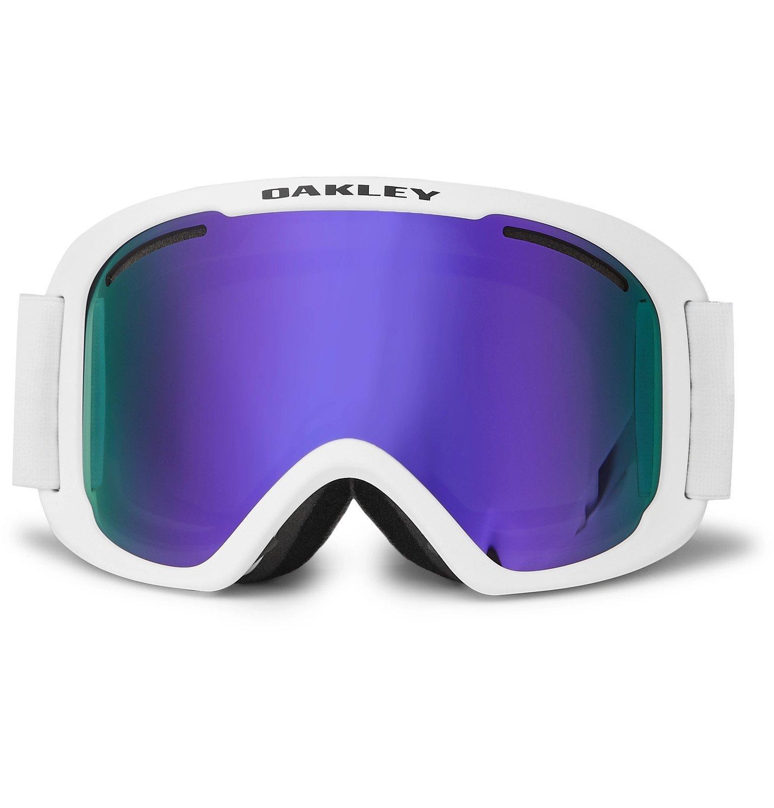 Photo: Oakley - O Frame 2.0 PRO XL Ski Goggles - White