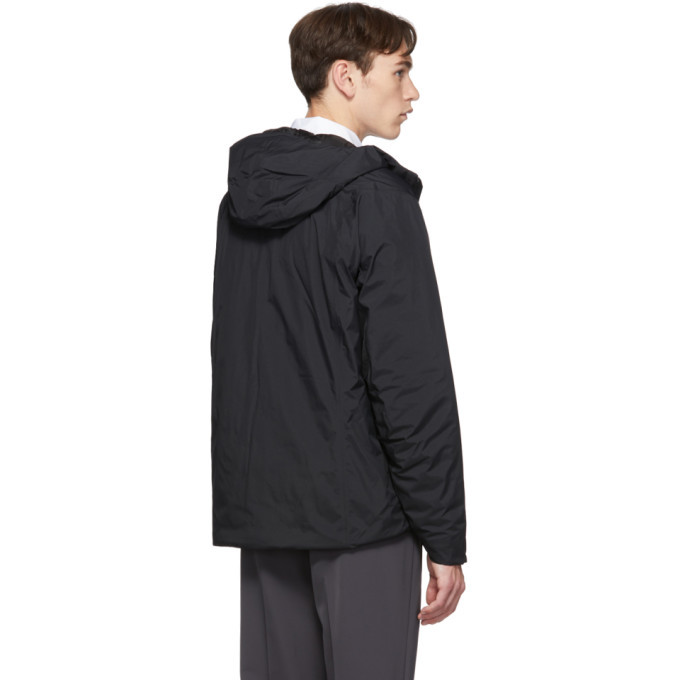 Veilance Black Down Anneal Jacket