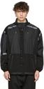 Sacai Black Packable Jacket
