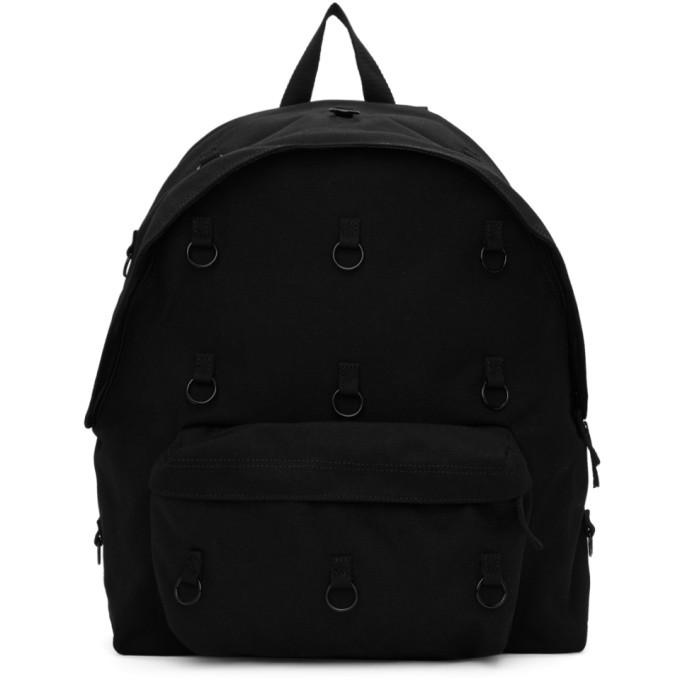 Photo: Raf Simons Black Eastpak Edition Padded Loop Backpack