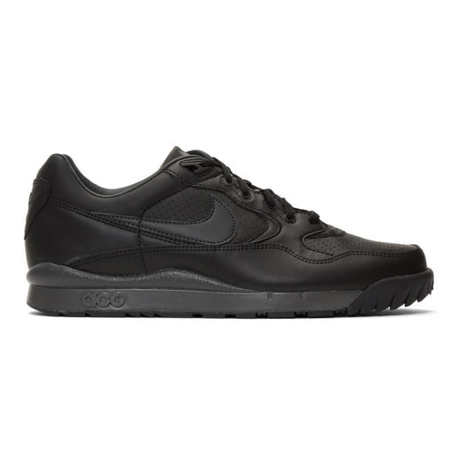 Photo: Nike ACG Black ACG Wildwood Sneakers