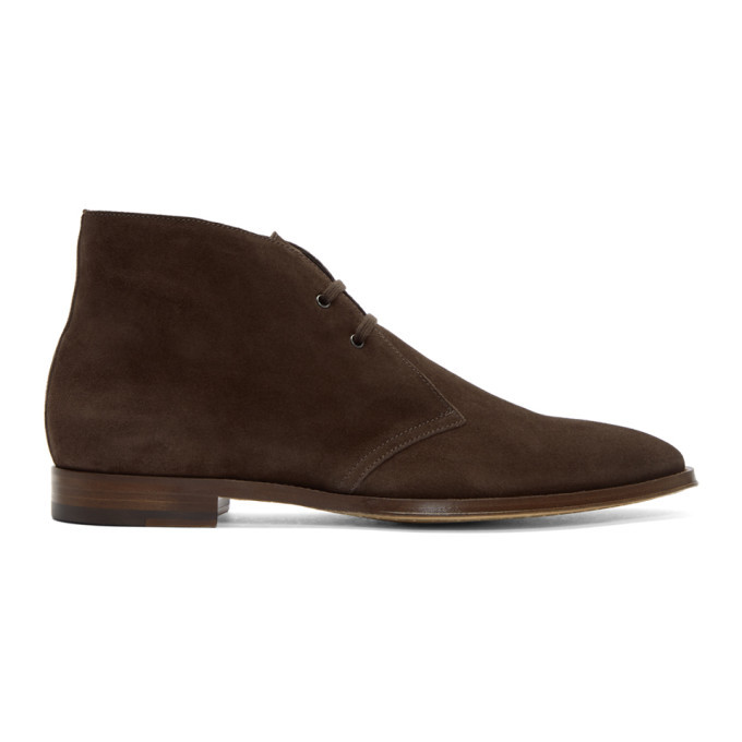 Photo: Paul Smith Brown Cash Desert Boots
