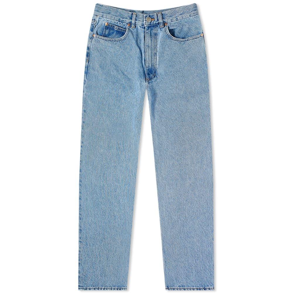 Martine Rose Maynard Straight Leg Jean