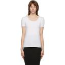 Wolford White Aurora Pure T-Shirt
