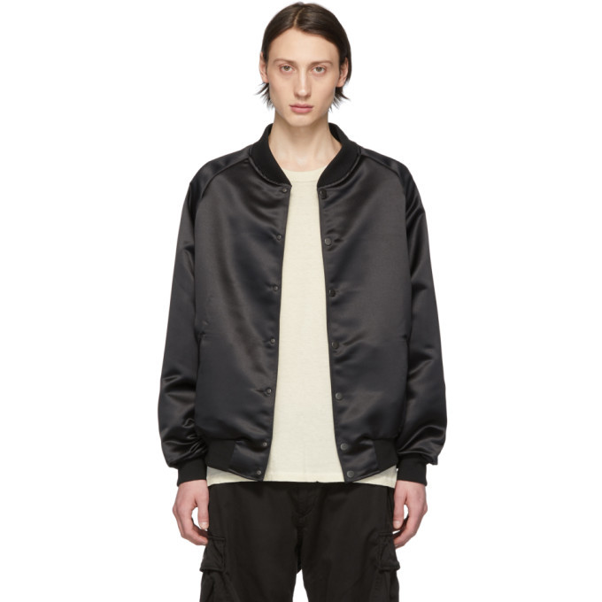 Photo: Billy Black Team Bomber Jacket