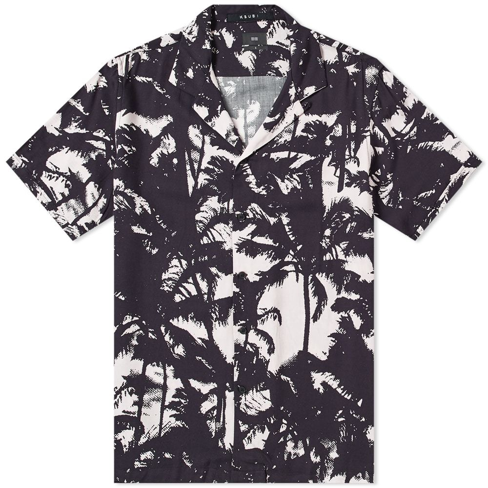 Ksubi Short Sleeve Troppo Resort Shirt