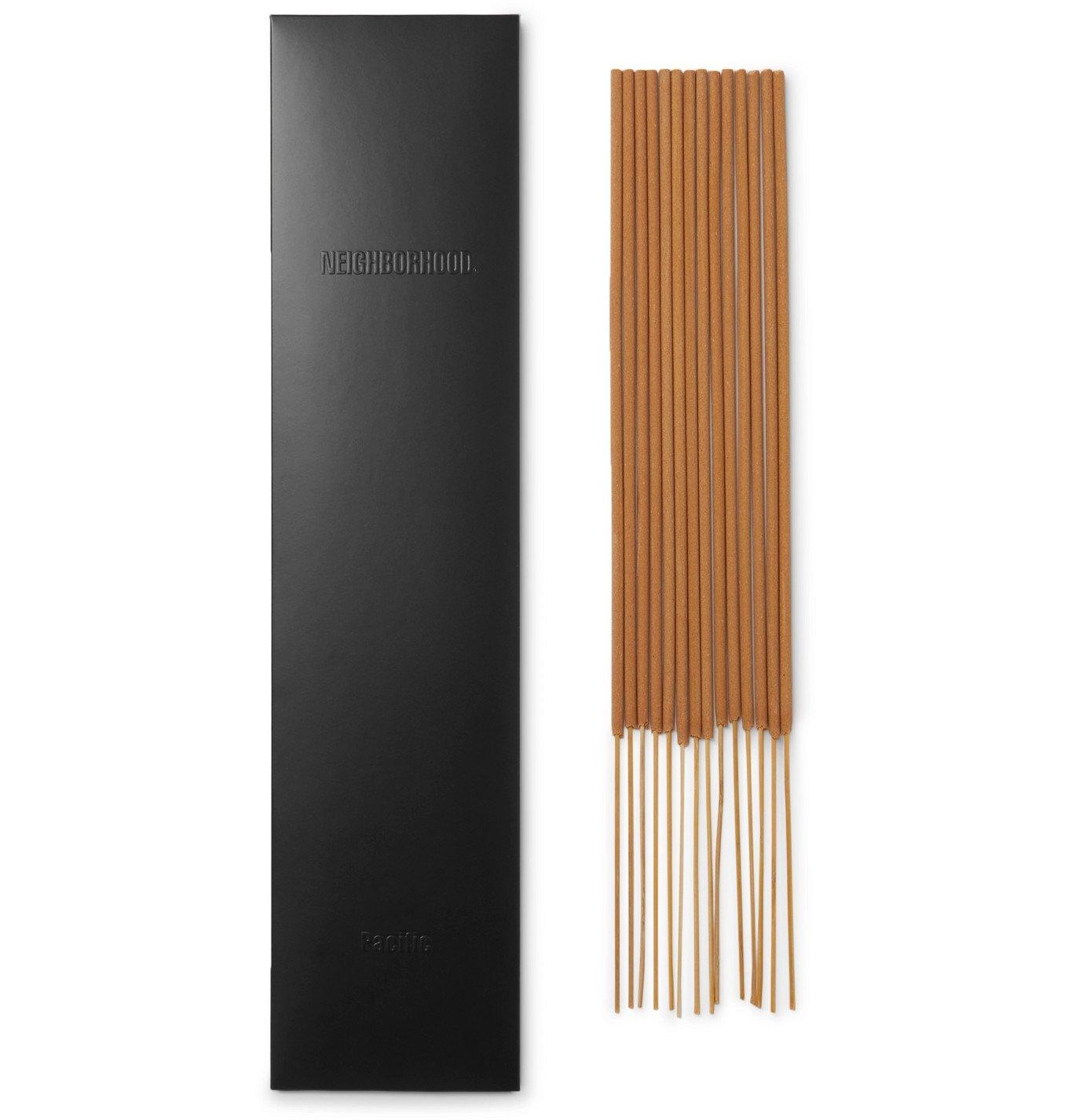Photo: Neighborhood - Kuumba Pacific Long Incense Sticks - Black