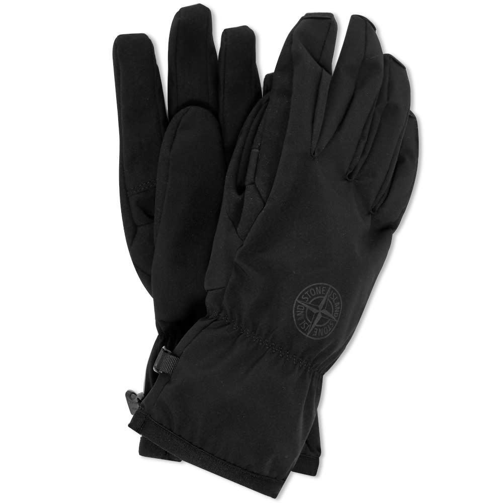 Stone Island Soft Shell Glove