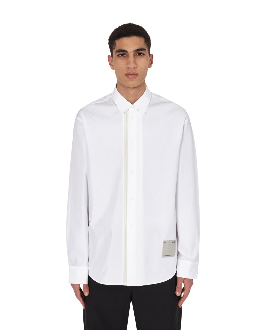 Photo: Oamc Tyee Shirt White