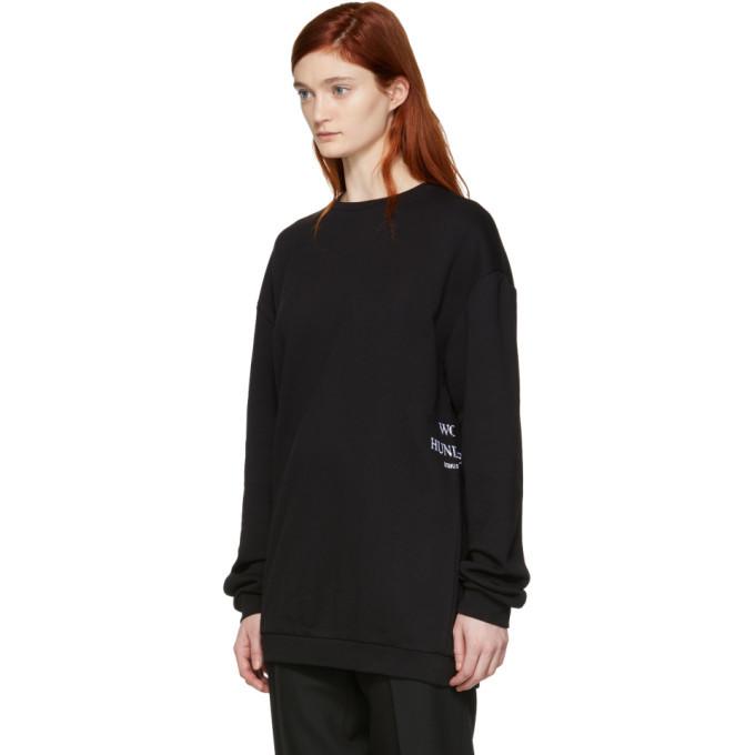 Won Hundred Black Munich Sweatshirt
