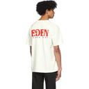 EDEN power corp White Logo T-Shirt