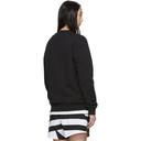 adidas Originals Black Adicolor Mock Neck Sweatshirt
