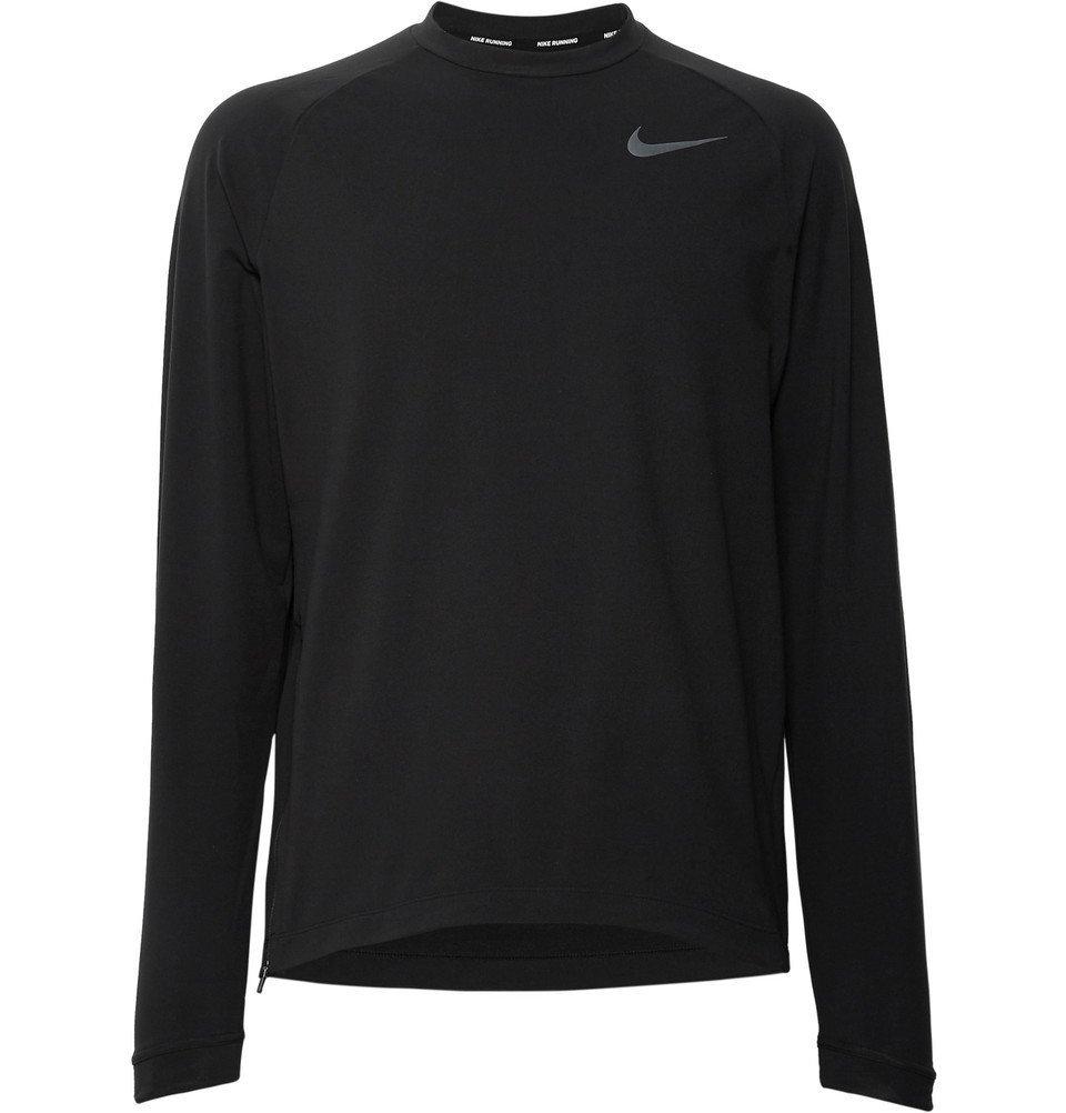 Nike Running - Thermal Dri-FIT Top - Men - Black