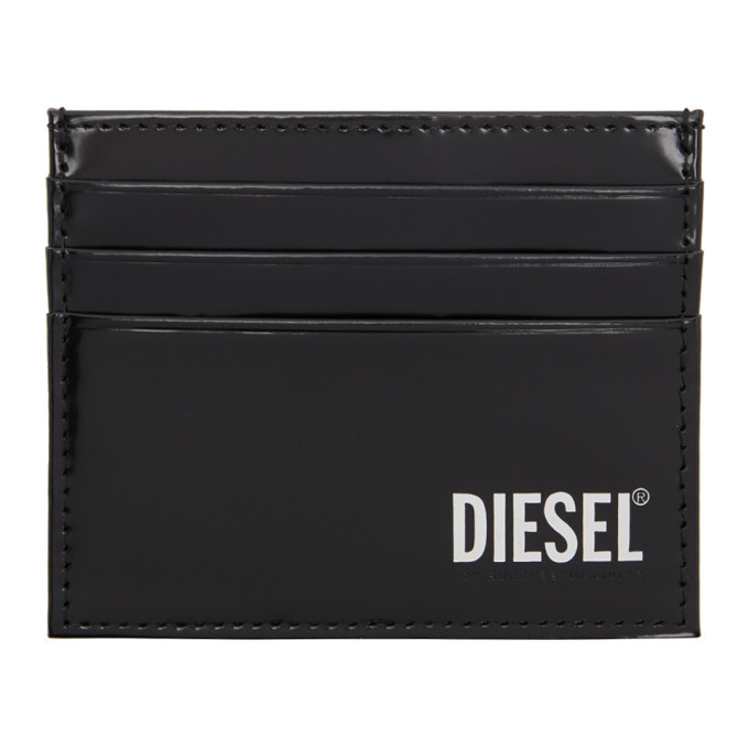 Photo: Diesel Black Johnas II Wallet