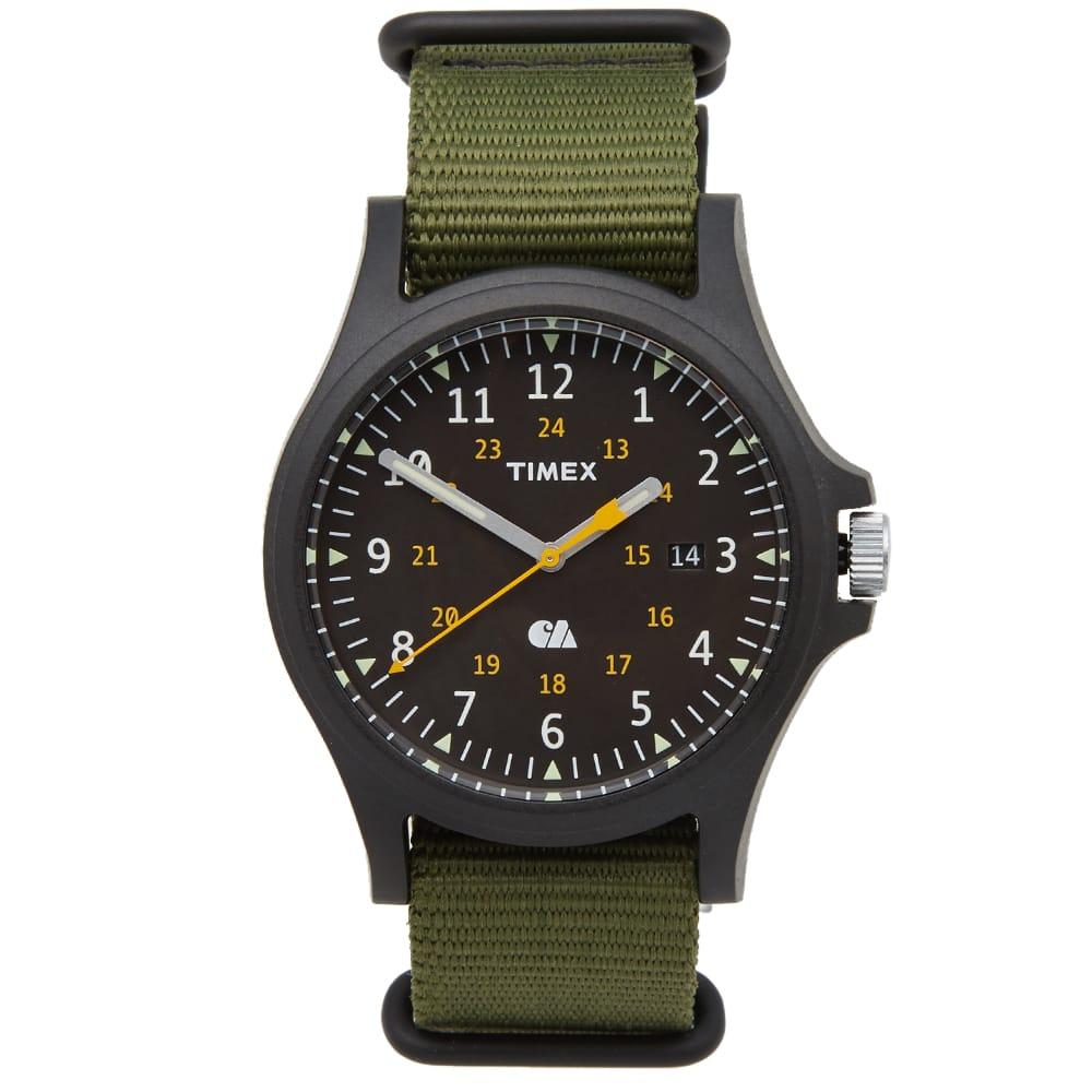 Photo: Carhartt x Timex WIP Watch