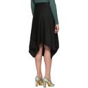 3.1 Phillip Lim Black Handkerchief Skirt
