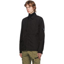 C.P. Company Black Nylon Jacket