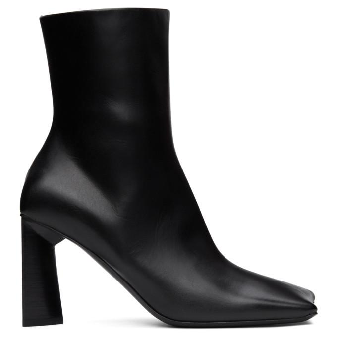 Photo: Balenciaga Black Moon Ankle Boots