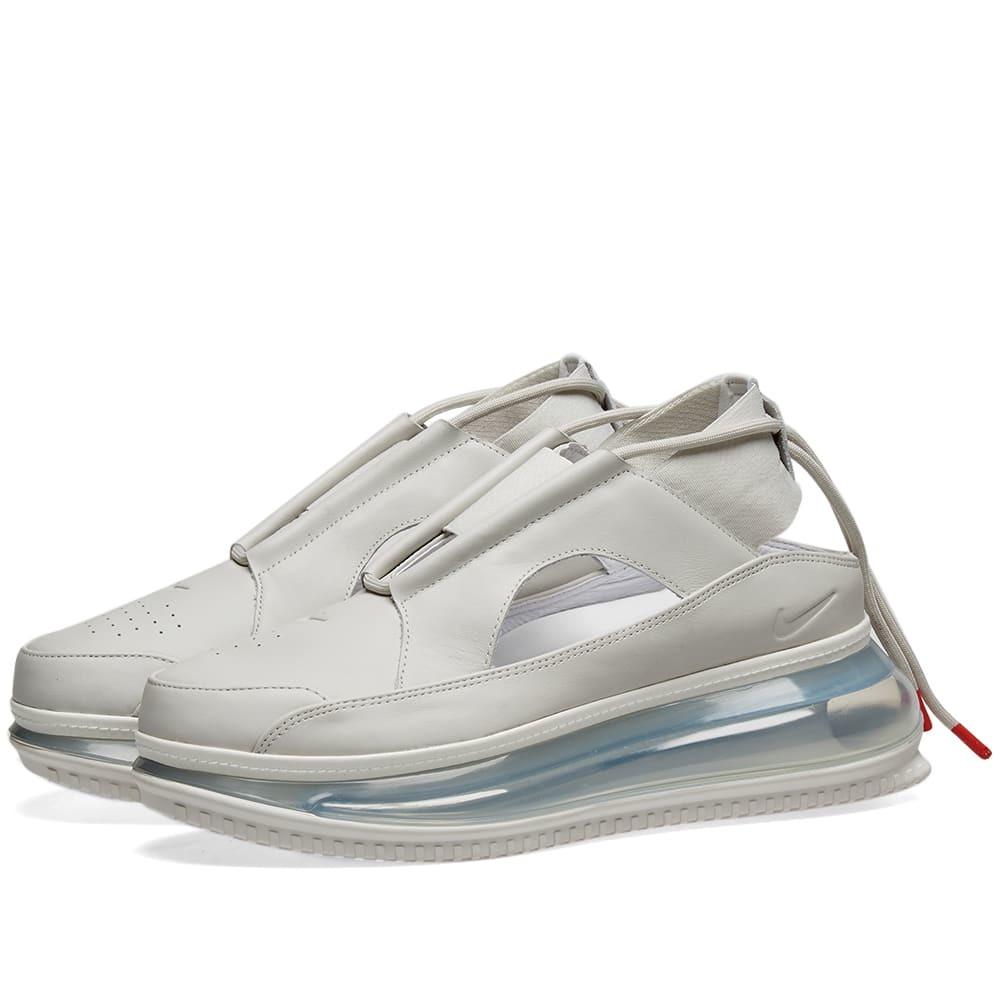 Photo: Nike Air Max 720 FF White & Light Bone