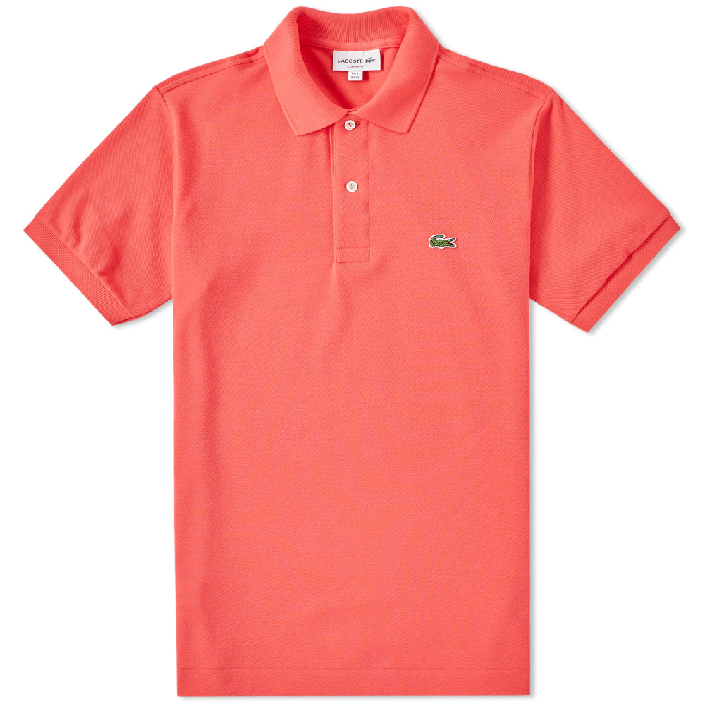 Photo: Lacoste Classic L12.12 Polo Pink