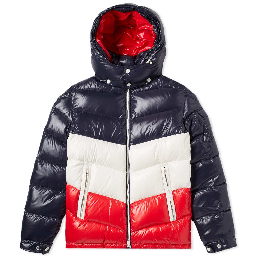 Photo: Moncler x Kith Rochebrune Hooded Jacket