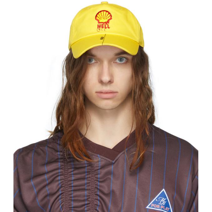 Botter Yellow Shell Cap
