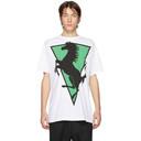 Raf Simons White Horse T-Shirt