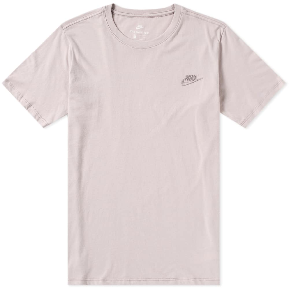 nike embroidered shirt