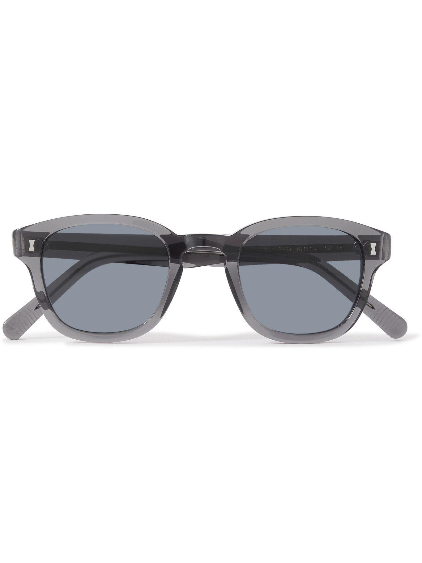 Photo: CUBITTS - Carnegie Bold D-Frame Acetate Sunglasses
