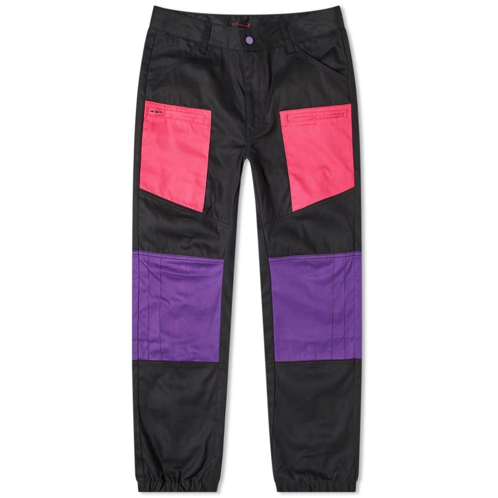 Photo: CLOT Contrast Patch Panel Pant
