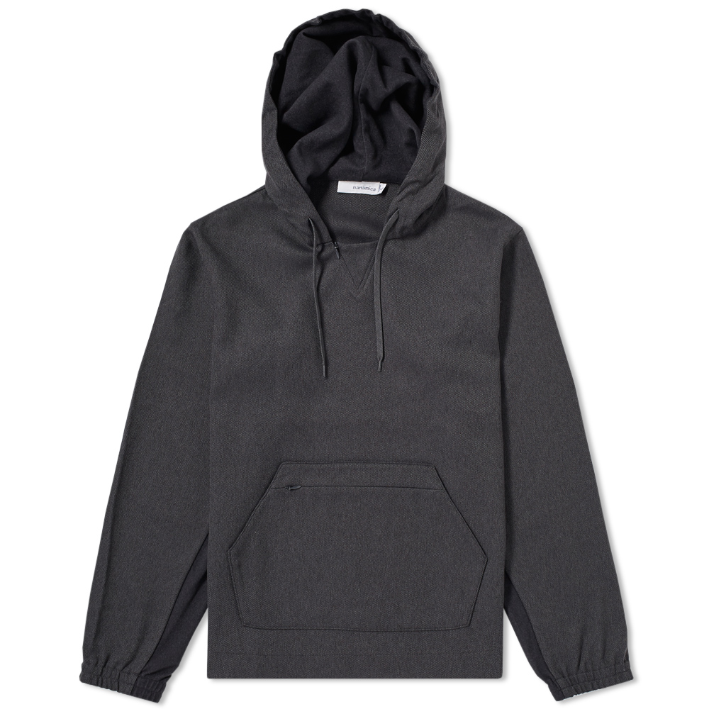Photo: Nanamica Warm Dry Pullover Hoody
