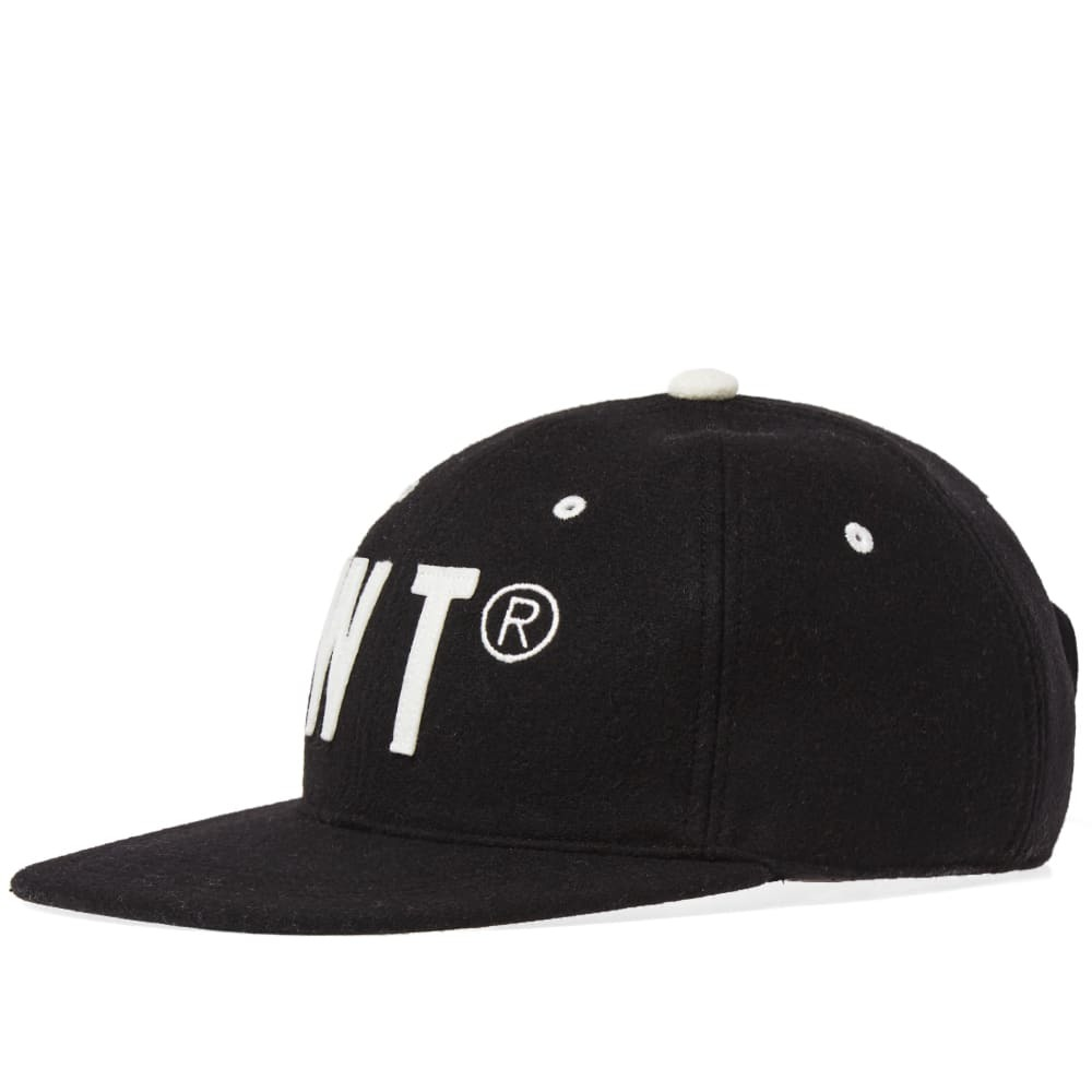 Photo: WTAPS T-6 Melton Cap Black