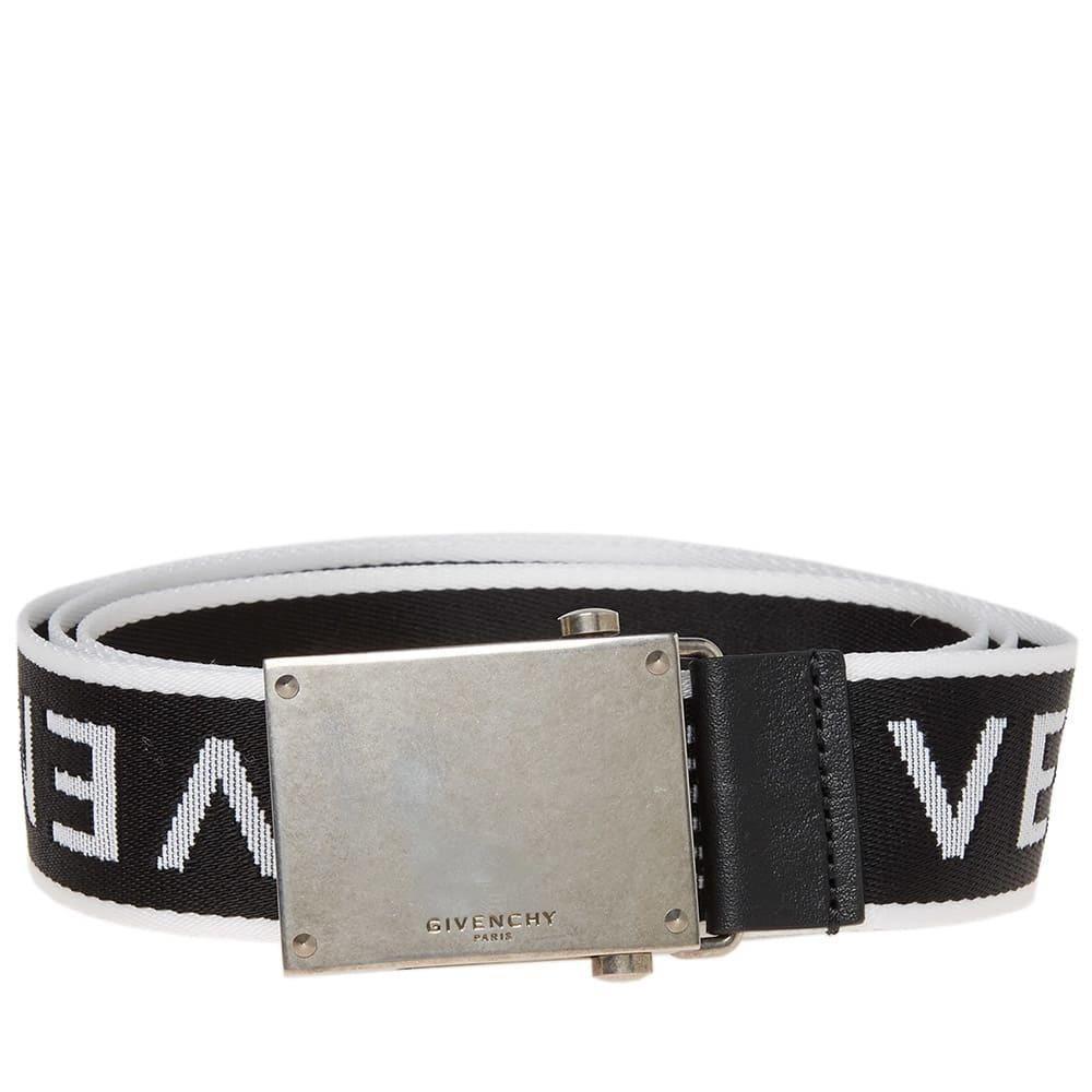 Photo: Givenchy 4G Logo Taping Belt