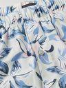 HANRO - Floral-Print Cotton-Poplin Boxer Shorts - Blue