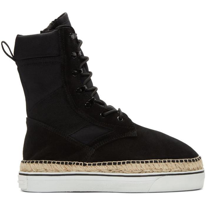Photo: Alexander Wang Black Myles Boots