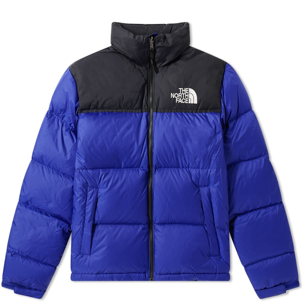 Photo: The North Face 1996 Retro Nuptse Jacket Aztec Blue