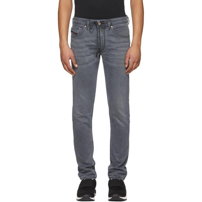 Photo: Diesel Grey Thommer CB-NE Jogg Jeans