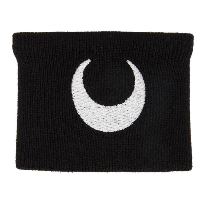 Photo: Marine Serre Black Moon Wristband