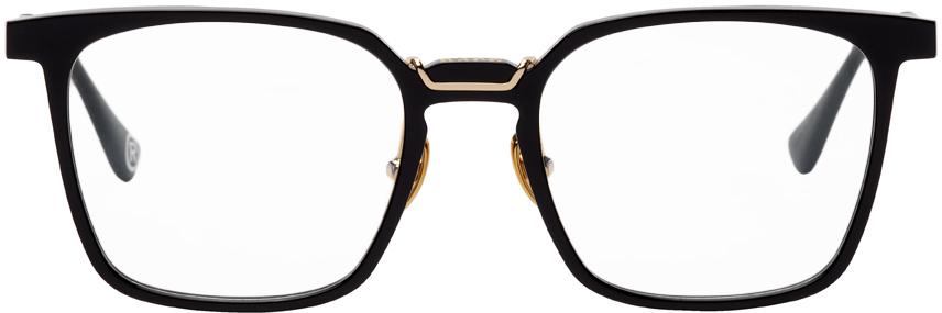 Photo: BAPE Black & Gold BA13020 Glasses