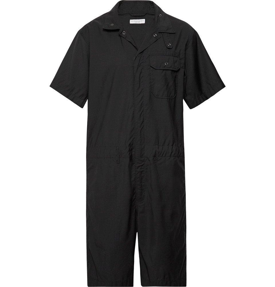 Photo: Engineered Garments - Wool Boiler Suit - Black