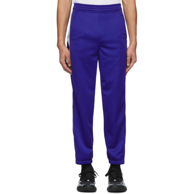 Photo: Neil Barrett Blue Suiting Lounge Pants