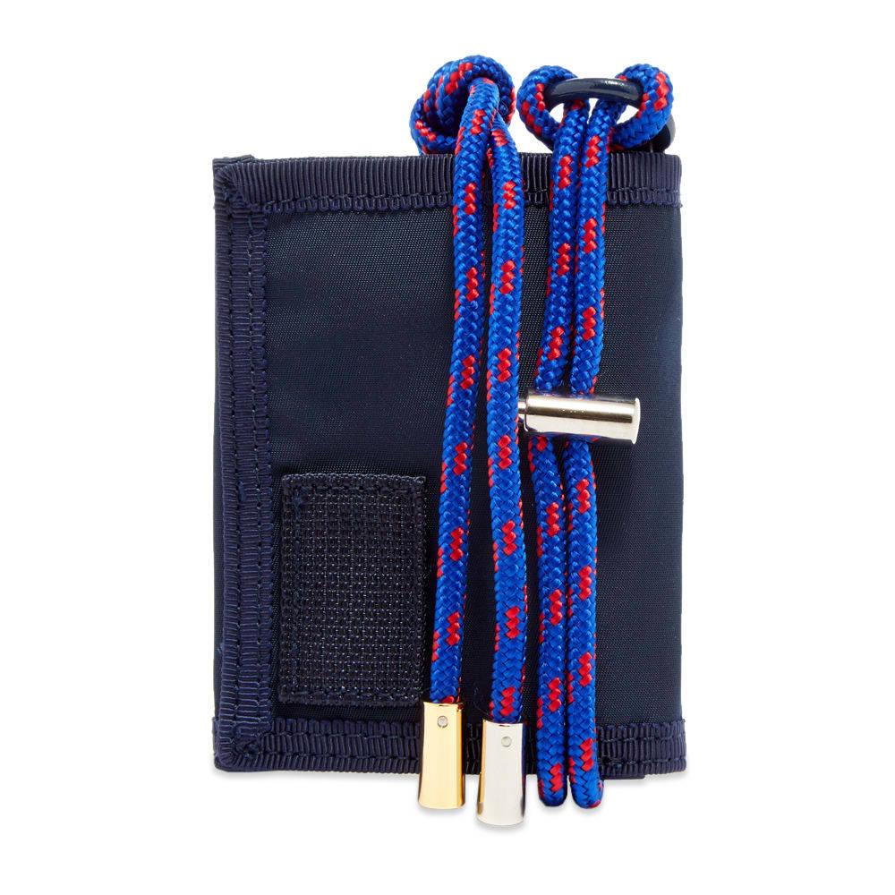 Sacai x Porter Nylon Trifold Wallet