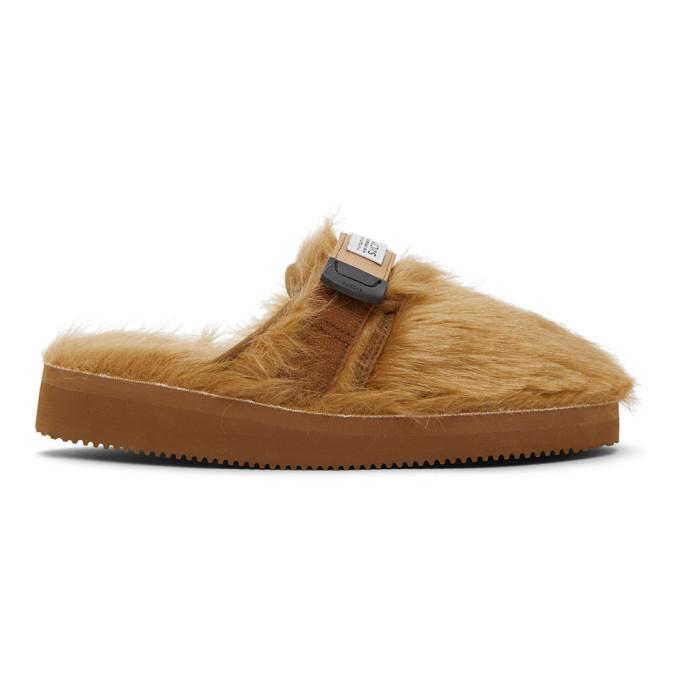 Photo: Suicoke Brown ZAVO-2EU Sandals