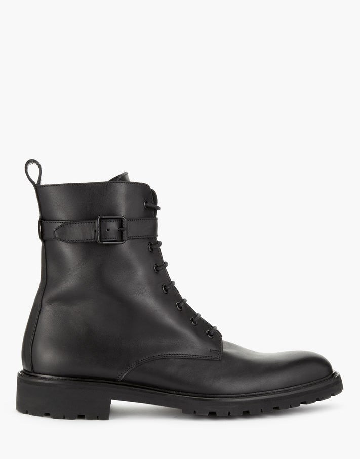 Belstaff Paddington Boots Brown